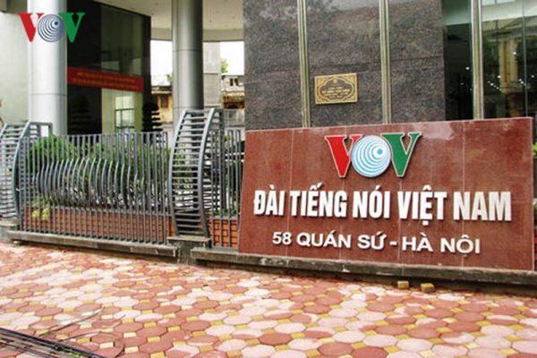 quảng cáo trên đài tiếng nói Việt nam