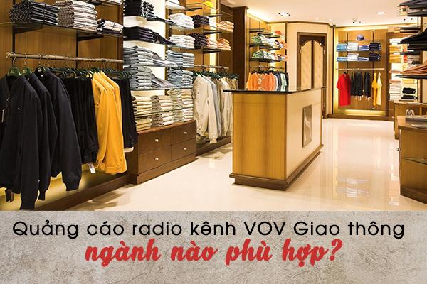 quảng cáo radio trên kênh vov giao thông